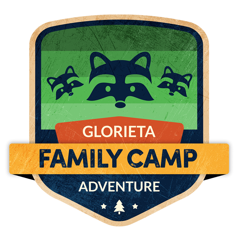 family camp badge