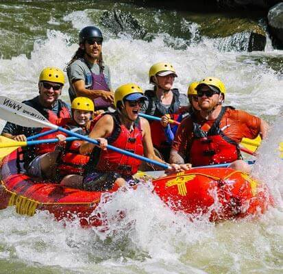 Wilderness Glorieta Camps Guided Outdoor Adventure